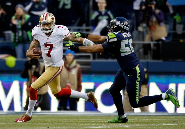 "Why Colin Kaepernick Is Just As ""Cerebral"" As Peyton Manning"