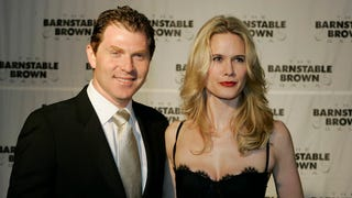 Revenge Is a Dish Best Served at a Public Event Honoring Bobby Flay