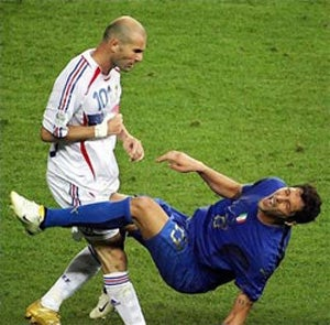 Zidane Bringing His Lethal Head To Chicago?