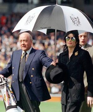It's About Time Michael Jackson Got A Statue At A Premier League Stadium