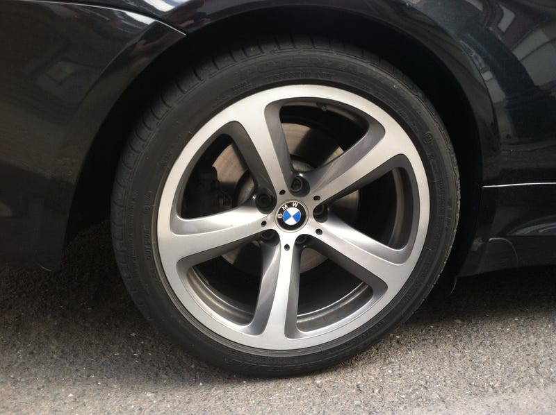 Post your favorite stock BMW rims!