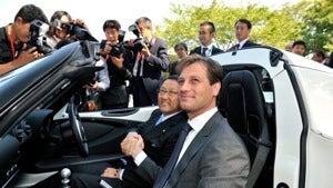 2013 Shelby GT500 Convertible, Honda NSX, and Dany Bahar's killing Lotus