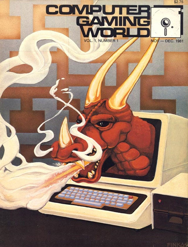 Classic PC Magazine Covers Will Scratch Your Sci-Fi Or Fantasy Itch