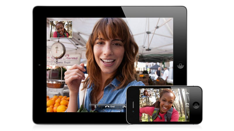 The iPhone 4 Won't Get FaceTime Over 3G Either