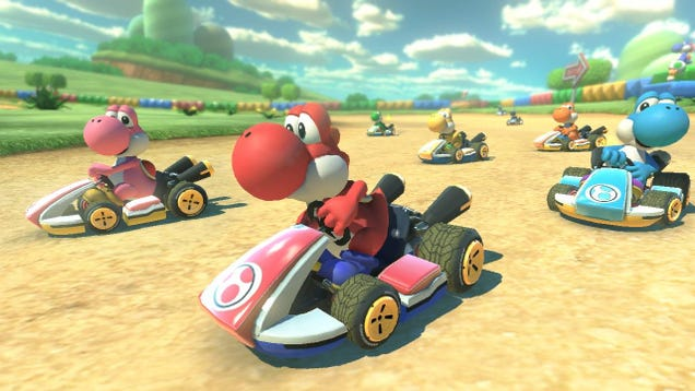 The Good And Bad Of Mario Kart 8's First Major Update