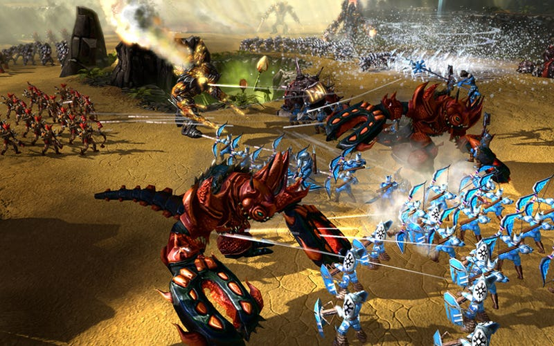 BattleForge Storms Stores In March, Preorder Bonuses Tapped