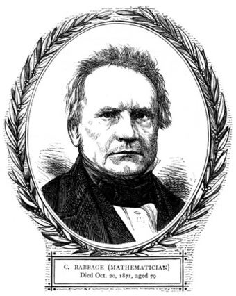 Great Moments in Alternate History: Charles Babbage