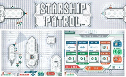 Starship Patrol Brings More Tower Defense To DSiWare, Q-Games Style