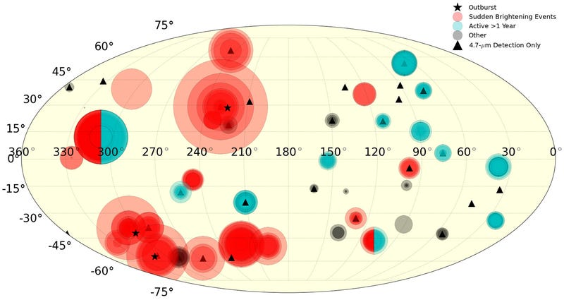 Our Best Map Yet of Io's Volcanic Activity Looks Terrifying