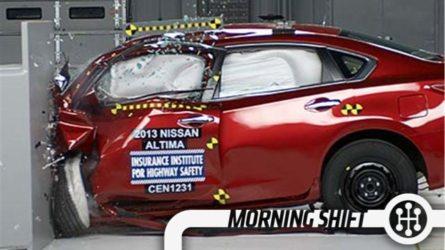 Nissan Recalls Almost A Million Cars While No One Is Looking