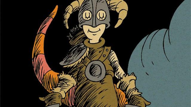If Dr. Seuss Was Skyrim's Dragonborn...
