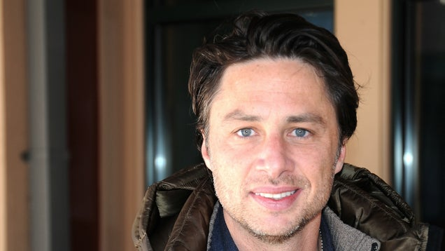 Zach Braff Releases His Own Fuck List