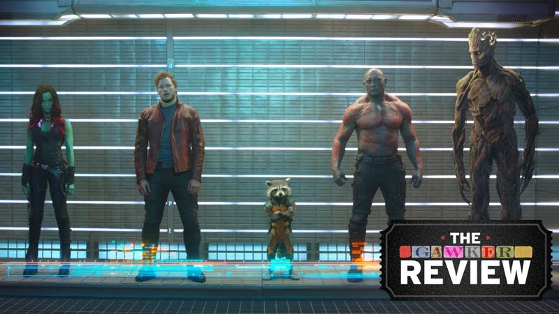 Guardians of the Galaxy Is So Lovable You'll Want To Marry It