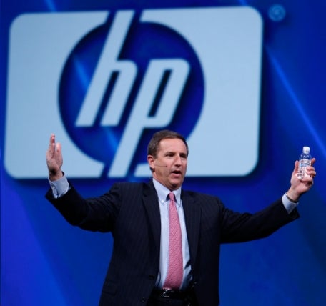 HP CEO Resigns Over Sexual Harassment