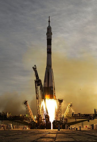 The Charms of Soyuz: Blasting Off In a Crazy Russian Rocket