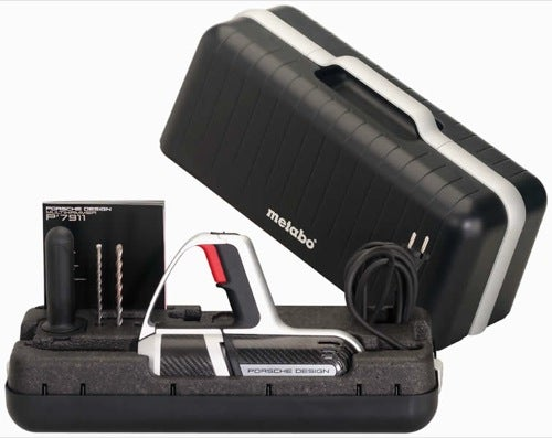 Porsche P'7911 Design Multihammer Power Drill - the Apostrophe is All-Important