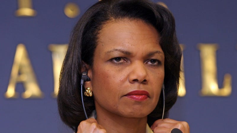 Mittens Might Ask Condoleezza Rice to the Vice Presidential Sock Hop