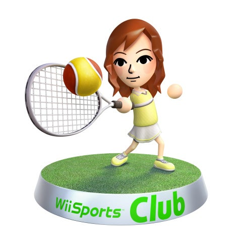 Wii Sports Club and Wii Fit U Hit the eShop for FREE!*