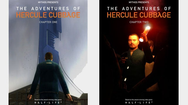 New Half-Life 2 Comic Tells The Story Of The Hero Of Humanity. The Other Hero.