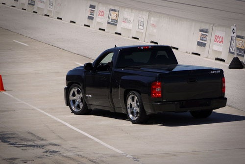 Fastlane Silverado 427SS: Corvette-Powered Truck