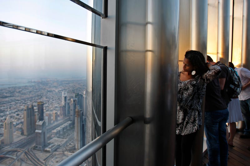 The World's Tallest Building May Soon Be Without Elevators or A/C