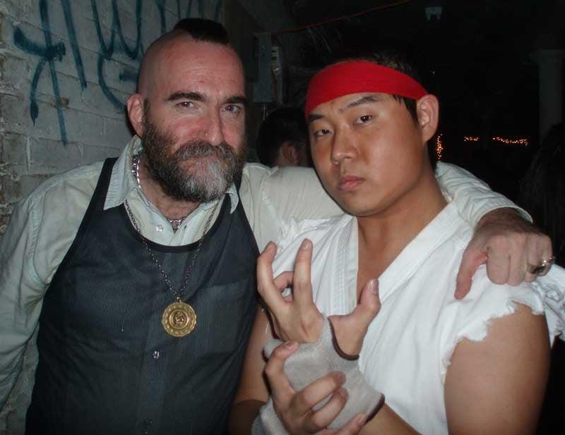 Street Fighter Club Invades Brooklyn