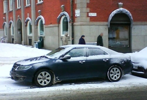 New Buick Senator Spied In Stockholm?