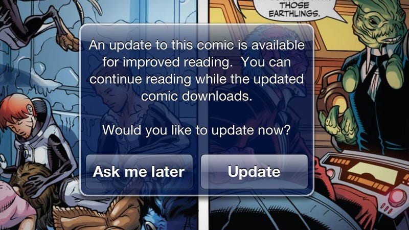 All Your Digital Comics Just Went HD