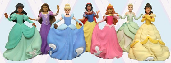You Can Superimpose Your Little Girl's Face Onto a Disney Princess for a Mere $100