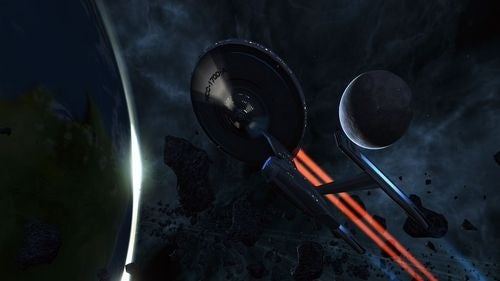 Here, Have Some Star Trek Online Screens