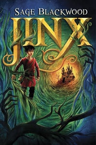 Jinx brings moral ambiguity to the worlds of Middle Grade fantasy