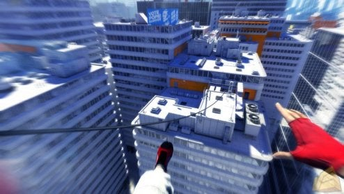 PC Mirror's Edge Uses PhysX To Awesome Effect