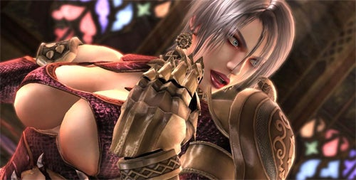 New Soul Calibur IV Screens: Tits
