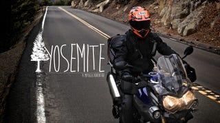 Yosemite - Triumph Tiger 800 - MotoGeo Adventures