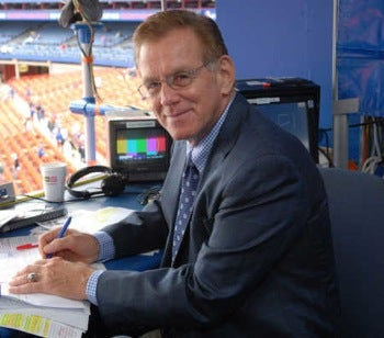 "Tim McCarver Is Being Inducted Into Honored By The Baseball Hall Of Fame For His ""Broadcasting Excellence"""