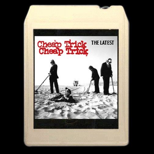 Cheap Trick Releases Newest Album on 8-Track Cassette
