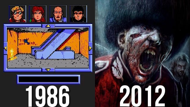 The Wii U's Awesome Zombie Shooter is (Sort of) a Reboot of a 1986 PC Game
