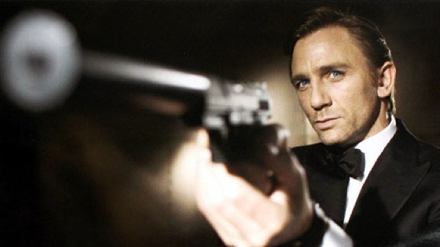James Bond's 23rd movie gets an absurd new name