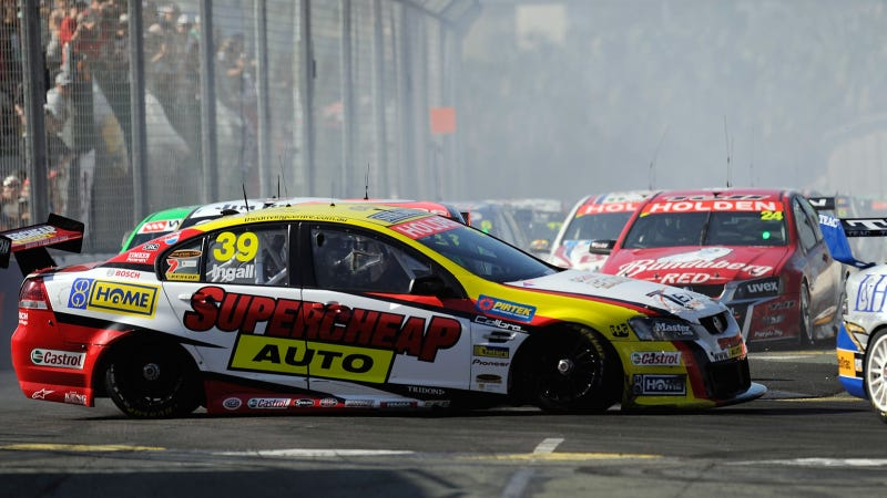 Weekend Motorsports Roundup: Dec. 1-2, 2012