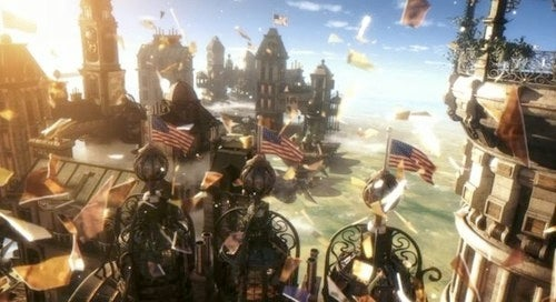 The next BioShock leaves its underground ocean home for a cloud city