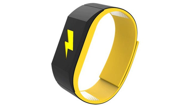 New Fitness Bracelet Delivers Electric Shock if You Don't Work Out
