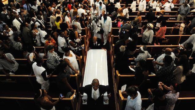 Eric Garner's NYPD Chokehold Death Ruled Homicide by Medical Examiner