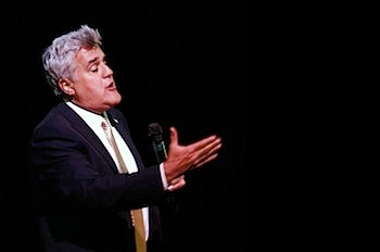 Jay Leno Moves to 10 p.m. in NBC Shakeup