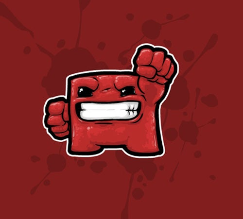 SMB Coming To WiiWare - Super Meat Boy
