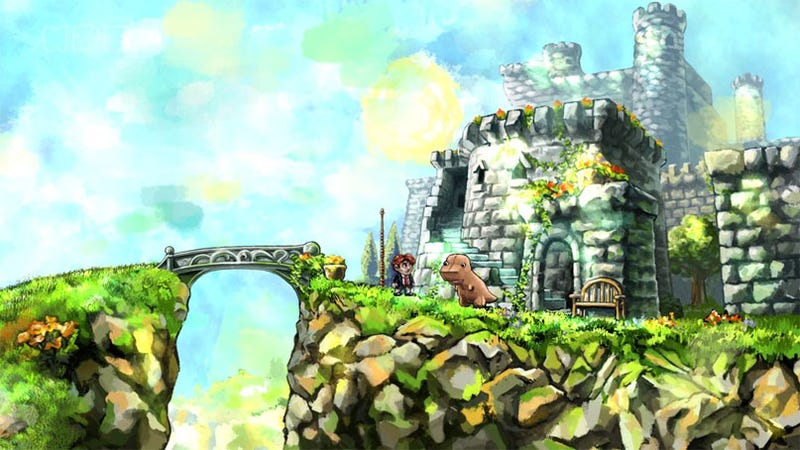 Braid Makes The Jump From 360 To PC Next Month