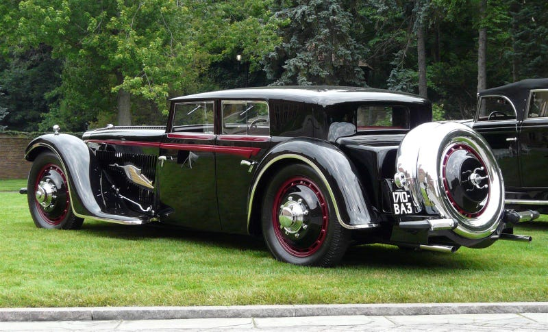 Meadow Brook Concours Preview: 1932 Bucciali TAV