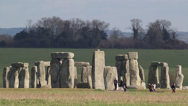 Druids Assure Us 2012 Is Going To Be Great