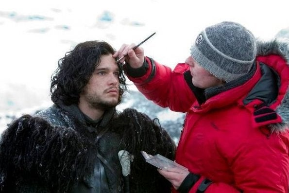 Game of Thrones Season 2 Set Pics