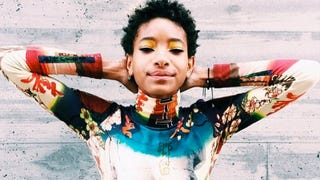 Willow Smith's Instagram Nipple Photo is Freaking Everyone Out