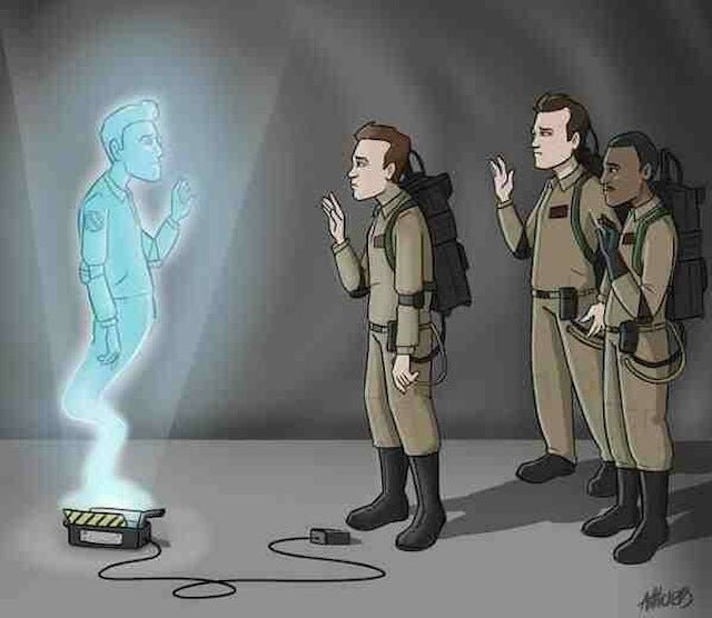 These Two Fan-Art Tributes To Harold Ramis Are The Worst
